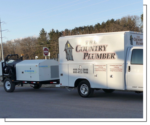 Sewer and Drain Services Wisconsin Dells, WI